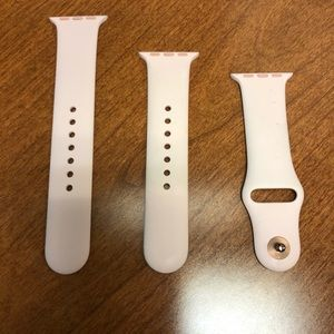 Apple Watch Pink Sand Band 38 mm